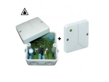 WTS -Transponderschalter TS-1000L Der berührungslos arbeitende Schlüsselschalter