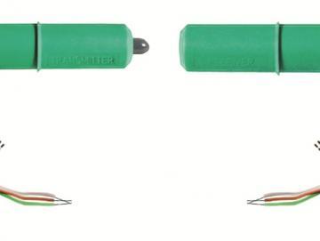 FRABA OSE - Schließkantensicherungen Set, Sender 6,5m Empfänger 0,5m ohne Stecker