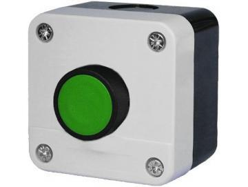 WTS - Einfach-Drucktaster IMPULS1 Schließer Wassergeschützt - Schutzart IP 65