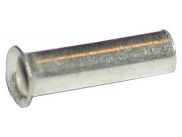 WTS - Aderendhülsen 0,75 mm², 8 mm Länge, Kupfer verzinnt