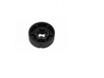 Adapter für Rundrohr 50 x 1.5 , für Rohrmotore Becker Baureihe R