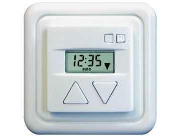 WTS -Zeitschaltuhr DUOMATIC 50 eco -7082/50RZ UP/AP Einbau